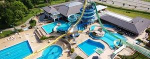 Fantastisch aquapark bij hotel Turkije