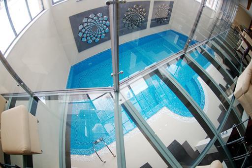 Wintersporten in Bulgarije met zwembad