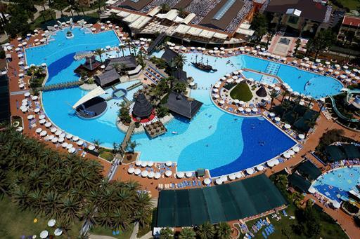Hotel met zwemresort in Turkije