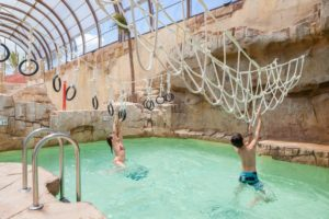 Nieuw zwemparadijs in Frankrijk