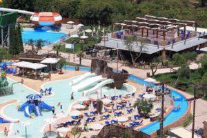 Aquapark in Griekenland