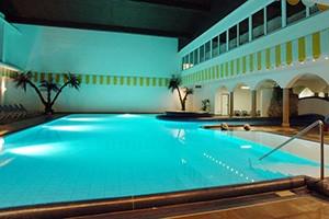 Wintersport in Oostenrijk met zwembad