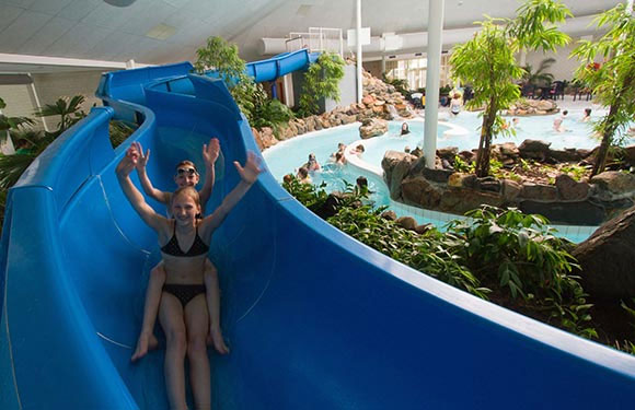 Camping Nederland Met Zwemparadijs Zwembadvakanties