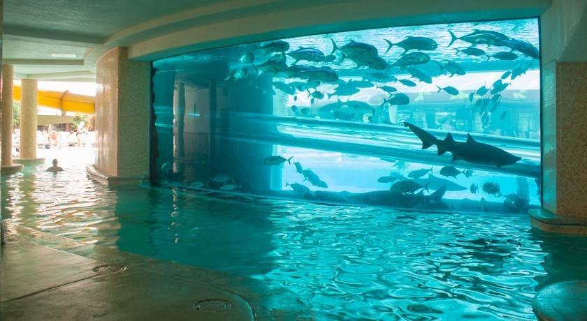 acb44451e6f3d1 Hotel met mega zwembad in Las Vegas | Zwembadvakanties