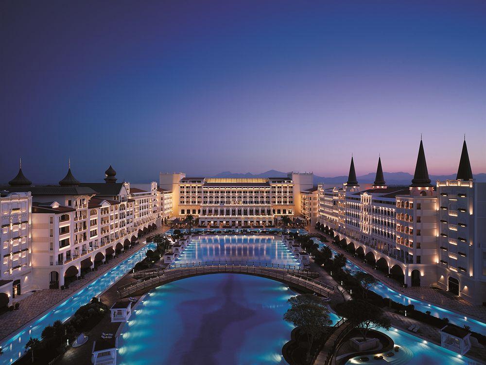 Resort in Turkije met zwemparadijs