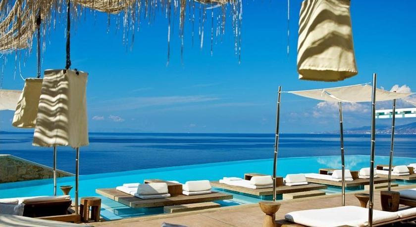 Luxe wellness hotel in Griekenland met prachtig zwembad