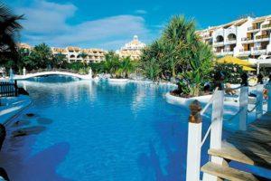 Resort in Tenerife met zwemparadijs