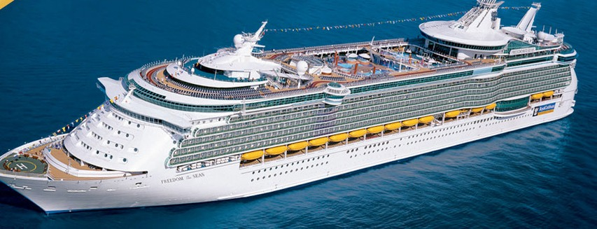 Cruise vakantie met zwemparadijs