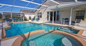 Vakantievilla in Amerika met zwembad