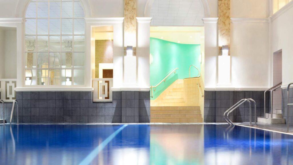 Hotel met zwembad in Londen