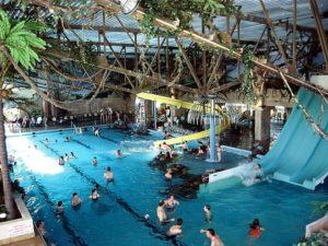 Langste waterglijbaan van de wereld