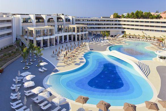 Top vakantie in Rhodos met zwemparadijs