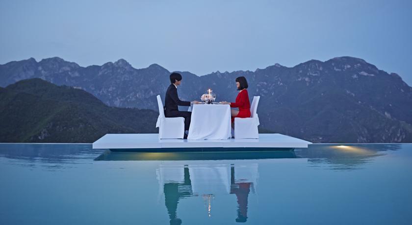 Luxe hotel met zwembad in Italië