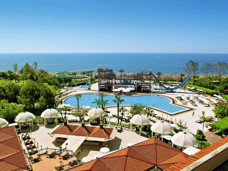 Hotel met waterpark in Turkije