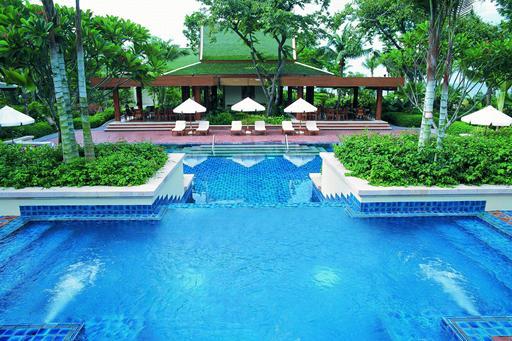 Hotel Thailand met mooie zwembaden