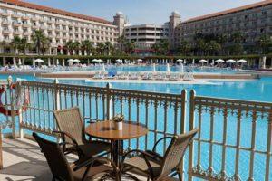 Hotel Turkije met groot zwembad