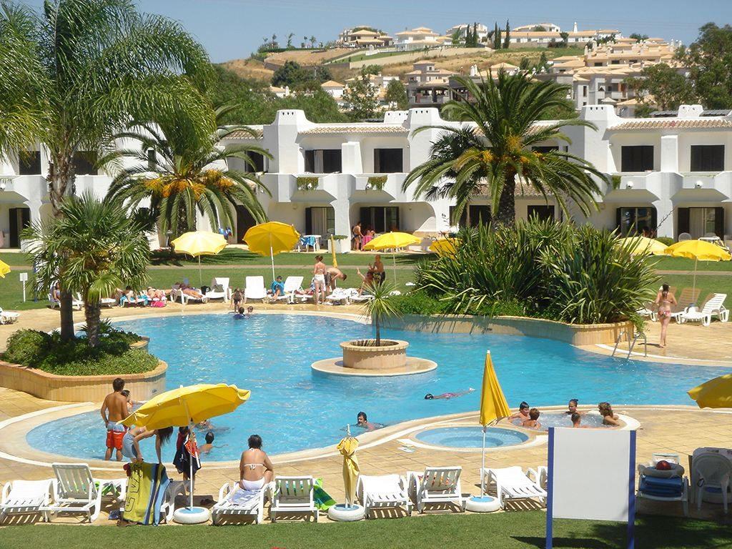 Appartementen in Albufeira met zwembad