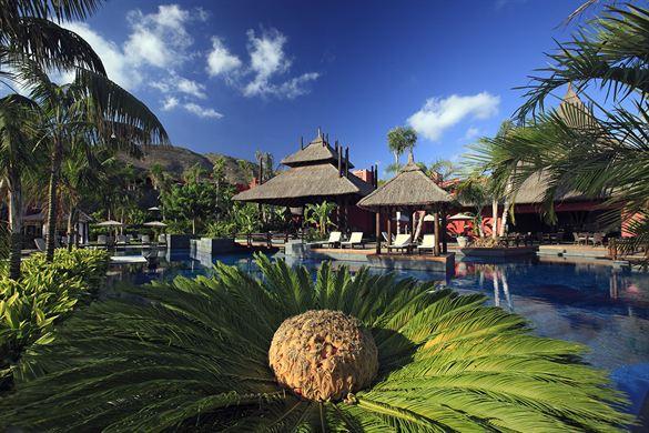 Luxe hotel in Spanje met prachtige zwembaden