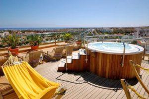 All-inclusive resort Gran Canaria met zwembad