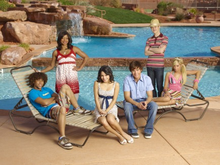 Zwembad van High School Musical in Amerika
