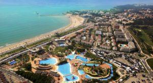 Hotel met groot waterpark vlakbij Salou