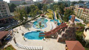 Top hotel met aquapark in Sunny Beach