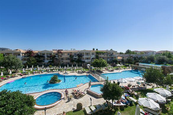 Luxe hotel in Griekenland met groot zwembad