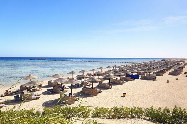 Hotel Egypte met aquapark