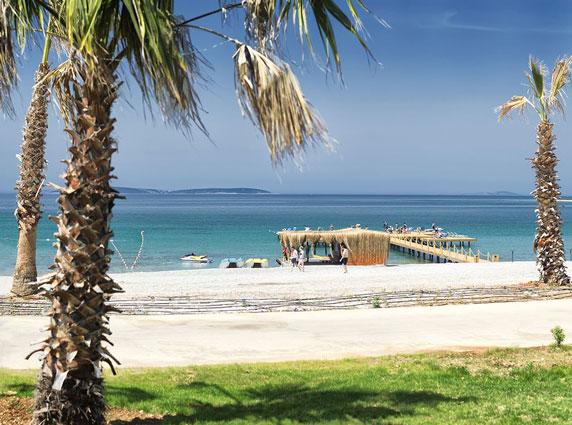 Luxe resort Turkije met aquapark