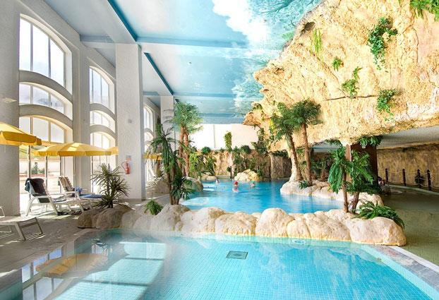 Zonvakantie met zwembaden in Albufeira