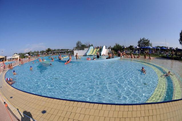 Vakantiedorp in Italië met zwemparadijs