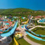 Fantastisch waterpark in Turkije met bijzondere glijbanen