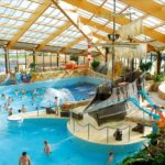 Groot aquapark in hotel in Tsjechië met toffe glijbanen