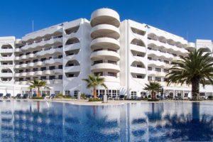 Vakantie in Albufeira met zwemparadijs voor jongeren