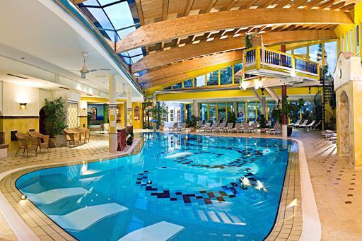Wintersport Oostenrijk met zwembad