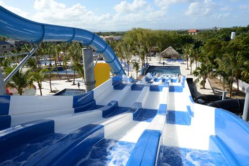 Luxe vakantie in de Dominicaanse Republiek met zwemparadijs