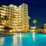 Groot zwemparadijs bij hotel vlakbij de themaparken van Disney