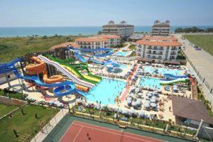 Aquapark in Turkije, dat wordt een leuke zwembadvakantie!