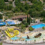 Zwemparadijs met mega glijbanen in Zuid-Frankrijk
