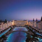 Prachtig resort met groots zwembad in Turkije