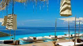 Wellness hotel in Griekenland met privé-zwembad bij hotelkamer