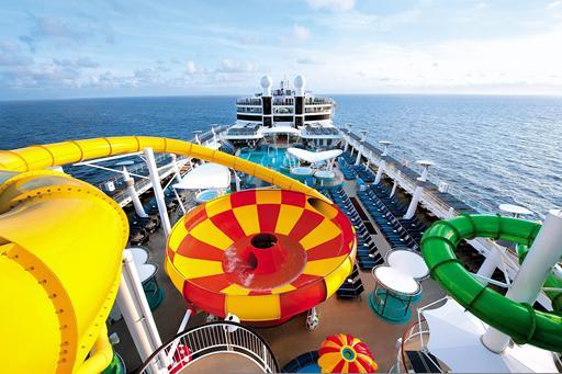 Top cruisevakantie met prachtig zwemparadijs
