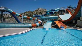 Geniet van je vakantie in Kos met groot zwemparadijs