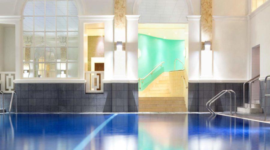 Mooi hotel in Londen met zwembad