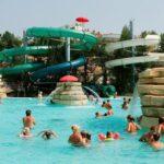 Spetterend waterpark op camping bij het Gardameer
