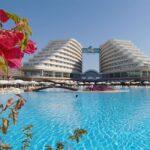 Luxe zonvakantie met groot zwembad in Turkije