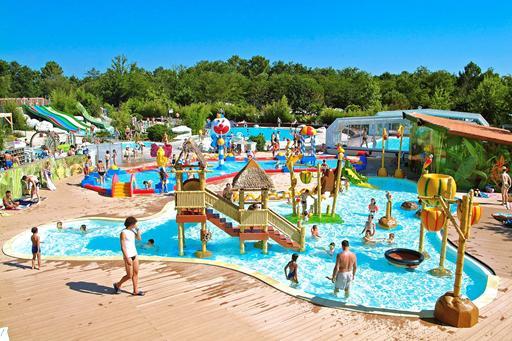 Leuke camping Zuid-Frankrijk met zwemparadijs