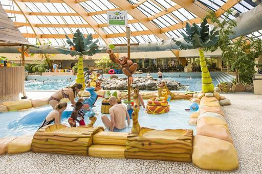 Prachtig zwemparadijs op vakantiepark in eigen land