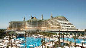 Luxe zwembadvakantie in Turkije aan het strand