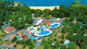 Camping met zwemparadijs in Zuid-Frankrijk
